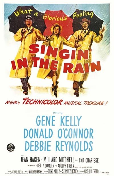 chantons sous la pluie vf